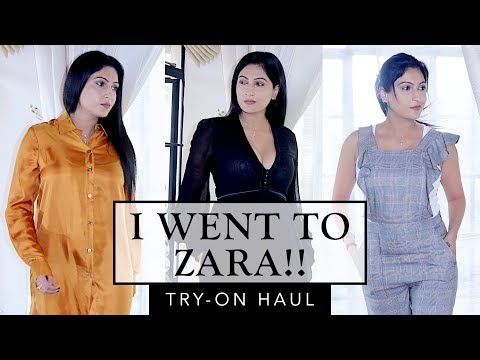 HOW MUCH DID I SPEND AT ZARA??? 😱 😱 😱   Sonal Maherali