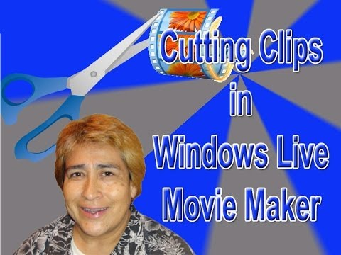 Windows Live Movie Maker - Cutting Clips - Tutorial Part 3