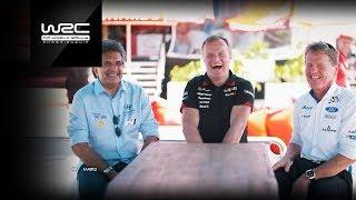 WRC Championship Battle 2018: The Team Principals