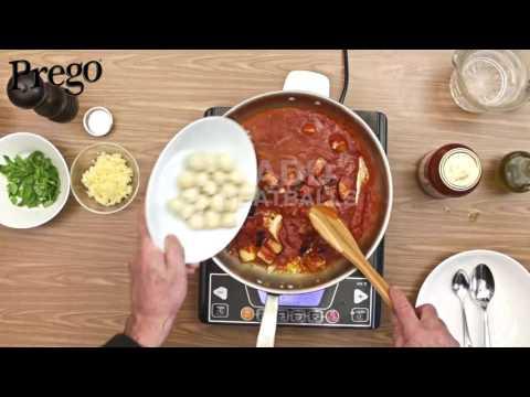 Prego Meatballs Melanzane - 60secs Video Tutorial