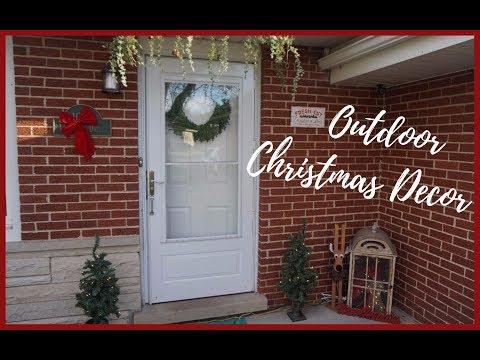 Outdoor Christmas Tour