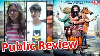 Public Review Of Movie 'Bank Chor' |  Riteish Deshmukh, Vivek Oberoi