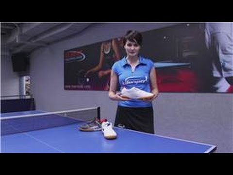 Table Tennis : Shoes for Ping Pong Training