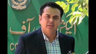Talal Chaudhry criticizes Imran Khan in media talk | 24 News HD
