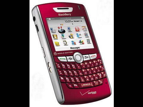 BlackBerry 8830 (Product Review)