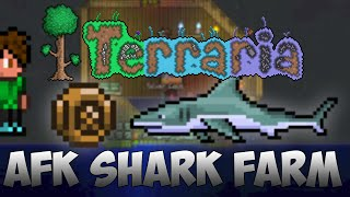 Terraria - How to Get the Reaver Shark Pickaxe Fast