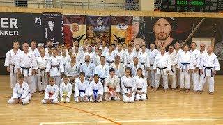 Masao Kagawa karate edzőtábor 2019.08.17 Eger - 1. rész