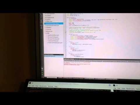 Wayland/Qt Creator development: Raspberry Pi 2