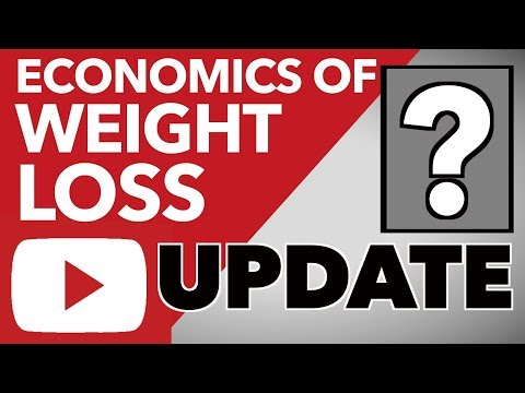 Half Naked Mr. Clifford (Just the Top Half)- Economics of Weight Loss Update #1
