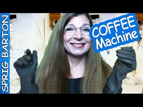 How To Use The Automatic Bosch Neff Siemens Gaggenau Coffee Machine: Review Instructions