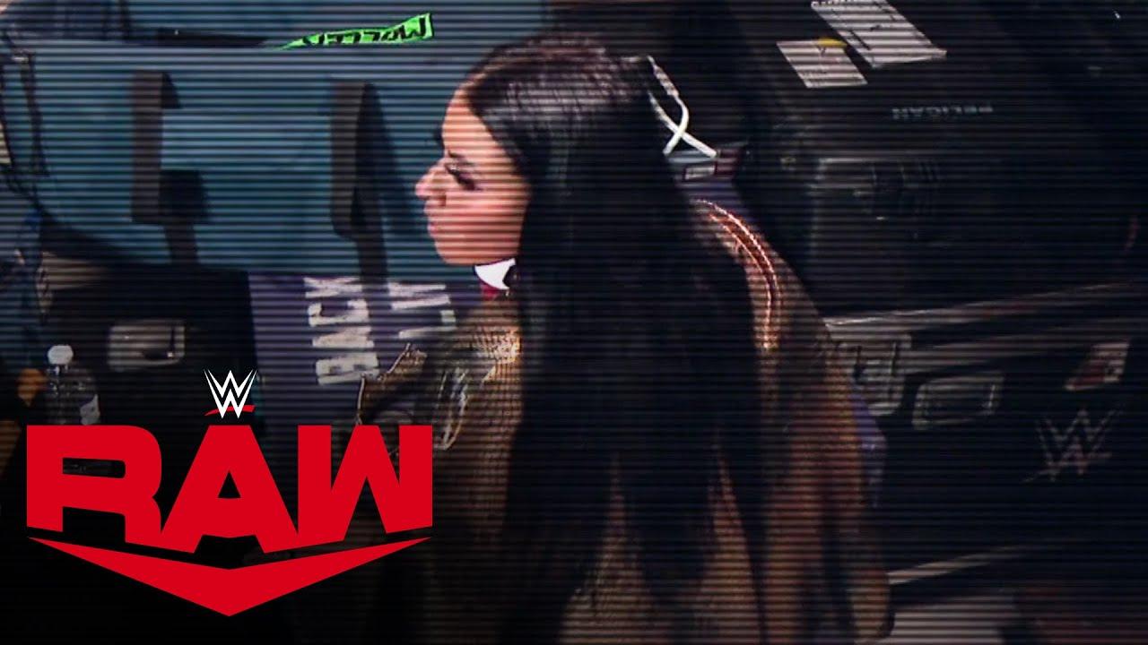 Zelina Vega revealed as poisoning Montez Ford: Raw, Aug. 17, 2020