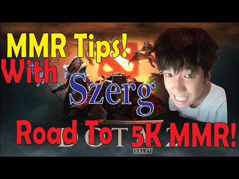 Dota 2 - Ranked Match Tips (Road To 5k MMR)