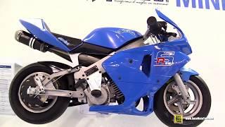 2018 Polini Minimotard Air 70 - Walkaround - 2017 Eicma Motorcycle Exhibition