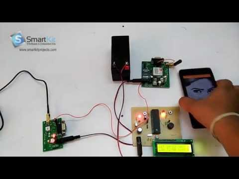 One touch alarm Women safety system using 8051 Based Microcontroller