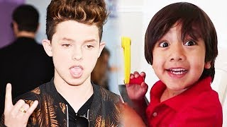 10 RICH KIDS That Are Youtube MILLIONAIRES (UNDER 16 YEARS OLD)
