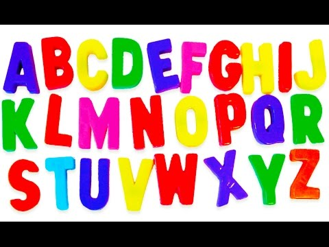 Learn Your ABCs! Learn Colors Too! Alphabet Sing-along! Learning Rainbow Colours & Letters for Kids!