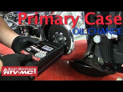Harley Davidson Primary Chaincase Fluid Change