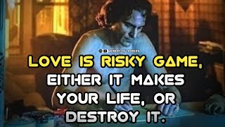 Joker Quotes Love Attitude Whatsapp Status Love Joker