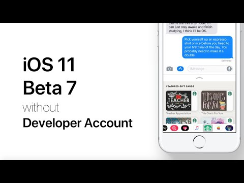 NEW How To Install iOS 11.2.5 Beta 7 FREE Without A Dev Account iPhone iPad iPod Touch