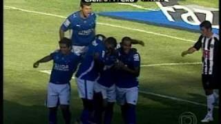 Cruzeiro 5x0 Atlético-mg - 2008 - Mineiro 2008