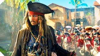 PIRATES OF THE CARIBBEAN 5 Characters Trailer (2017) Disney Movie HD
