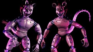 THE DYNAMIC DUO | Five Nights at Candy
