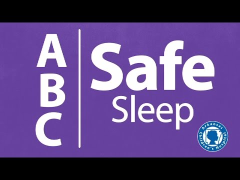 Prevent SIDS/SUIDS: ABCs of Safe Sleep