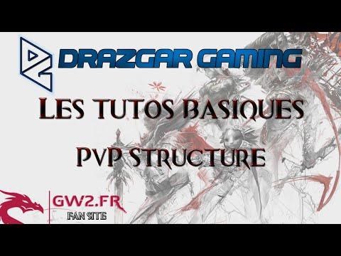 Les tutoriels basiques - Le PvP Structuré (Guild Wars 2)