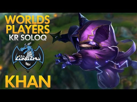 LONGZHU KHAN - Kennen Top Lane