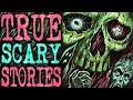 27 True Scary Horror Stories The Lets Read Podcast Episode 024
