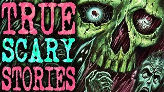 Download 27 True Scary Horror Stories | The Lets Read Podcast Episode 024 Video