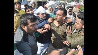 Haryana Police ki Pitai