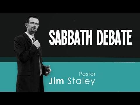 Jim Staley - SABBATH DEBATE With Chris Rosebrough at Passion For Truth