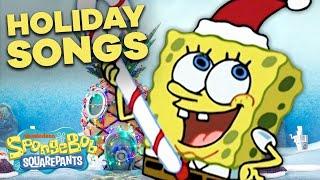 Top 5 SpongeBob Christmas Songs 🎄