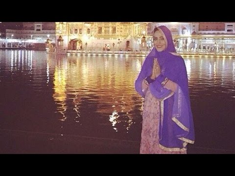 Xxx Mp4 Sudeepa Singh Relishes Sweets Meets Fans At The Golden Temple In Amritsar 3gp Sex