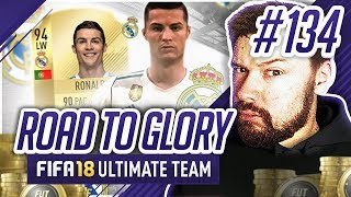 BRINGING BACK THE GOAT! - #FIFA18 Road to Glory! #134 Ultimate Team