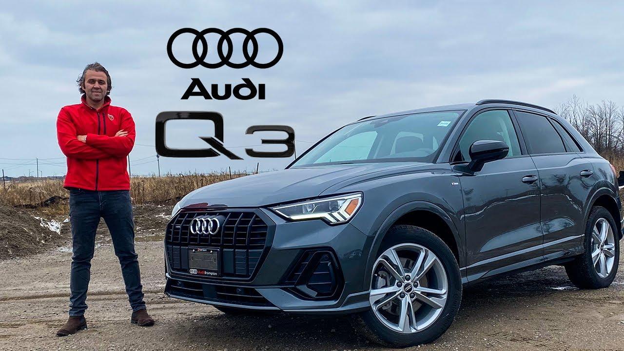 2021 Audi Q3 just got a small update! First drive.