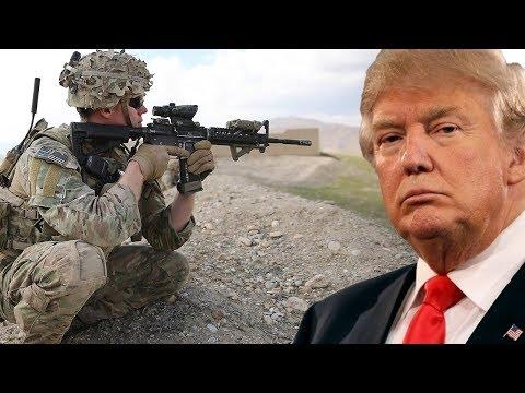 Trump is sending troops to the border