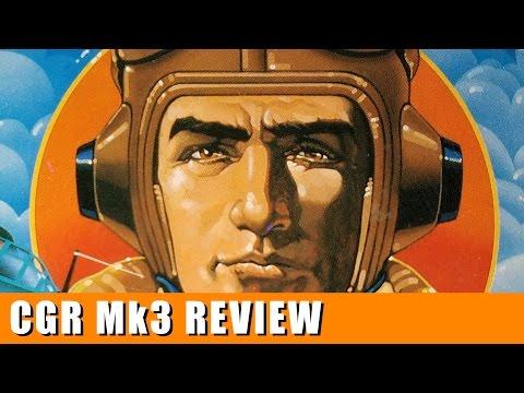 Classic Game Room - SKY DESTROYER review for Nintendo Famicom