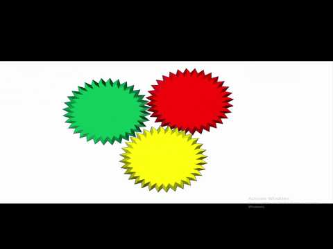 How to Create Spinning Wheel Animation Effect in Microsoft PowerPoint 2017