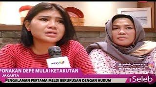 Dipolisikan Dewi Perssik, Meldi Mengaku Ketakutan - iSeleb 09/11