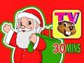 Bbtv S1 E6 Christmas Special Busy Beavers Tv Show Santa Rudo