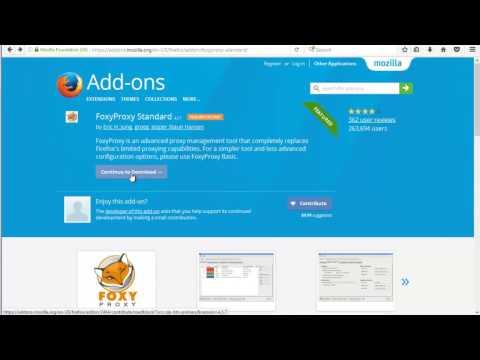 Set up Private Internet Access VPN based SOCKS5 Proxy