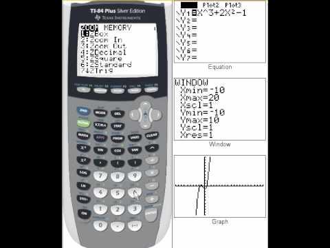 Calculating a Definite Integral with TI84