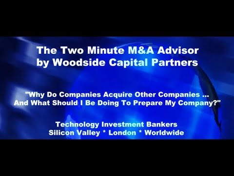 Why Do Companies Acquire Other Companies?