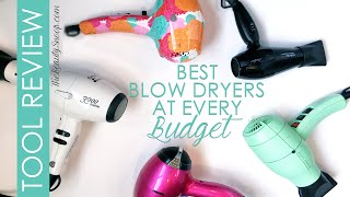 Best Blow Dryers at Every Budget