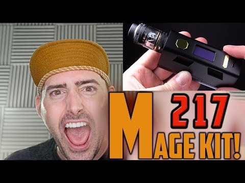 Hardest Hitting Mod Right Now IMO! The MAGE 217 Kit By Coilart!