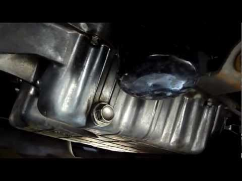 Honda Accord 2008 Oil Change 4 Cylinder 8th Gen