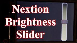 Nextion Display Tutorial #3 UART Interfacing, Buttons, Text
