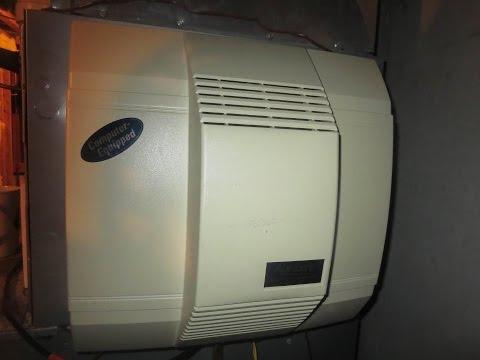 House Humidifier Fix